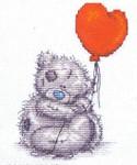 Описание: b Схема вышивки Мишка Тедди : предпросмотр.