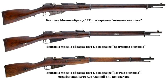 03 винтовки Мосина обр 1891 (700x337, 84Kb)