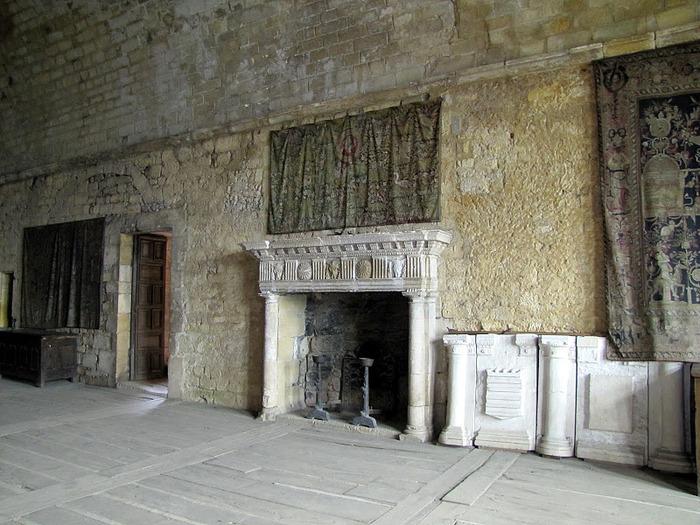 Замок Бейнак (Chateau de Beynac) 21196
