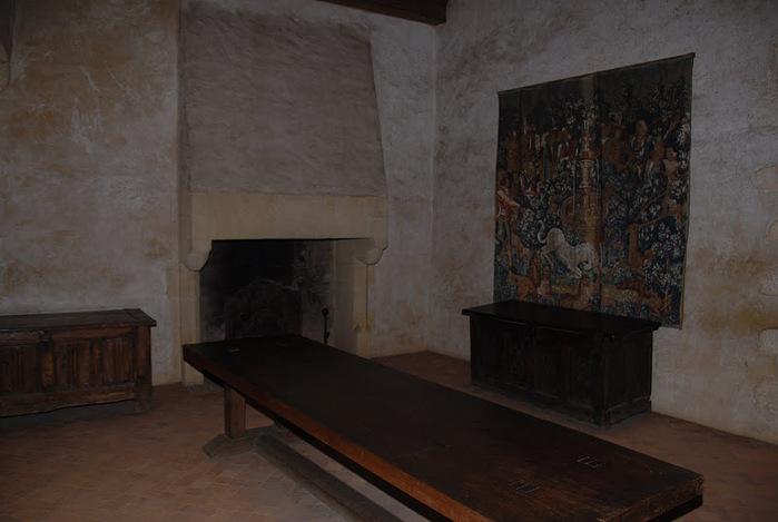 Замок Бейнак (Chateau de Beynac) 34512