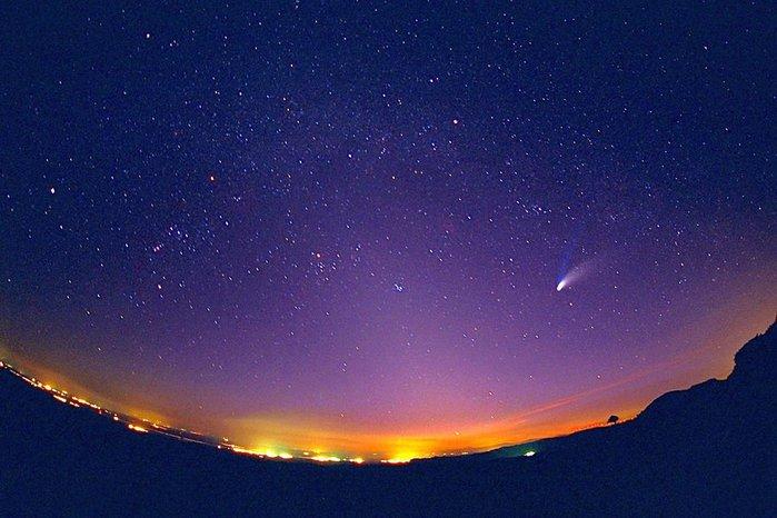 Сириус_ярчайшая звезда неба (700x466, 66Kb)