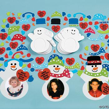 Bonecos de neve para foto (350x350, 171Kb)