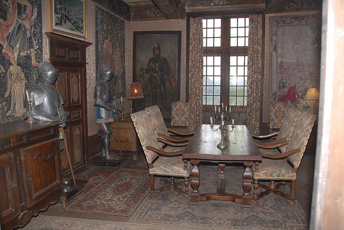 Замок Бейнак (Chateau de Beynac) 72810