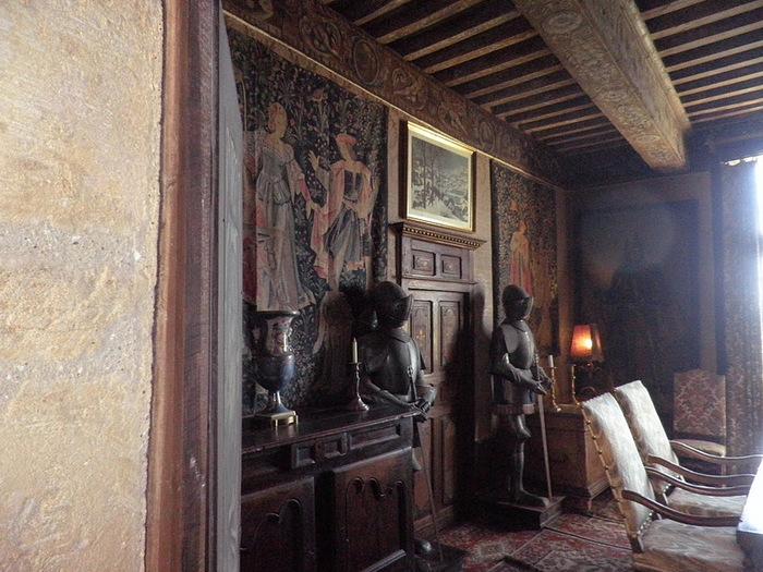 Замок Бейнак (Chateau de Beynac) 81005