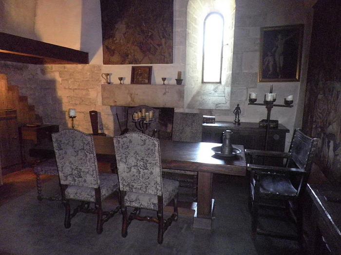 Замок Бейнак (Chateau de Beynac) 90196