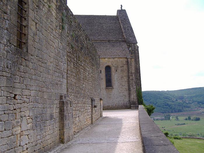 Замок Бейнак (Chateau de Beynac) 32202
