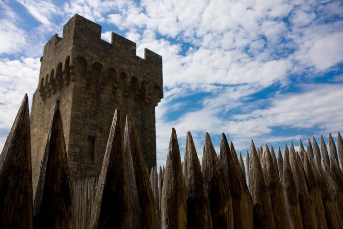Замок Бейнак (Chateau de Beynac) 86322