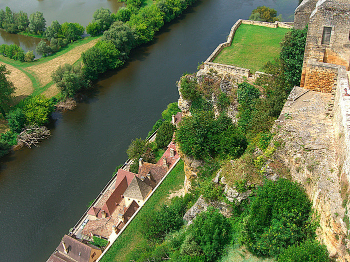 Замок Бейнак (Chateau de Beynac) 23396