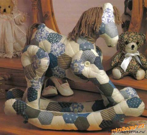 схема вязания игрушек спицами