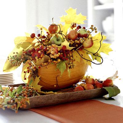Идеи для осеннего декора!