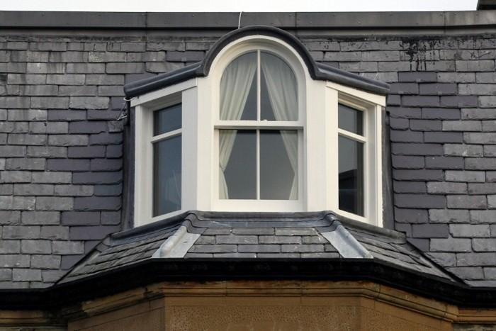 Мансардные окна фото и описание