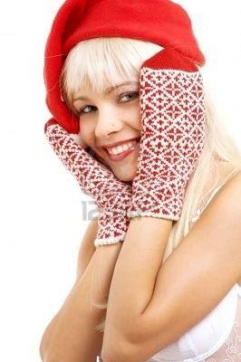 628742-pretty-girl-in-santa-helper-hat-over-white (266x400, 22Kb)