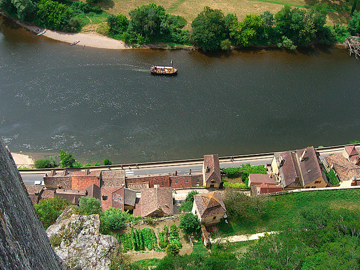 Замок Бейнак (Chateau de Beynac) 20597