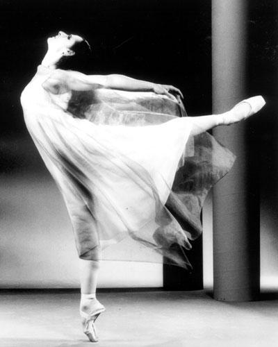 Танец всегда вдохновляет балет это