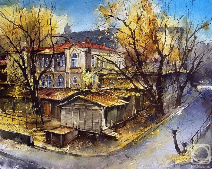 Artist Vyacheslav Kurseev. Saratov - Stockholm - Saratov. - Форум по искусству и инвестициям в искусство