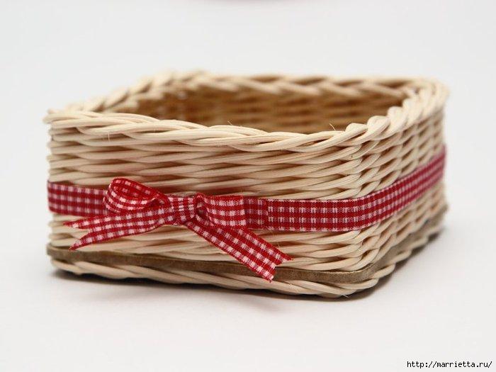 Пошаговое плетение