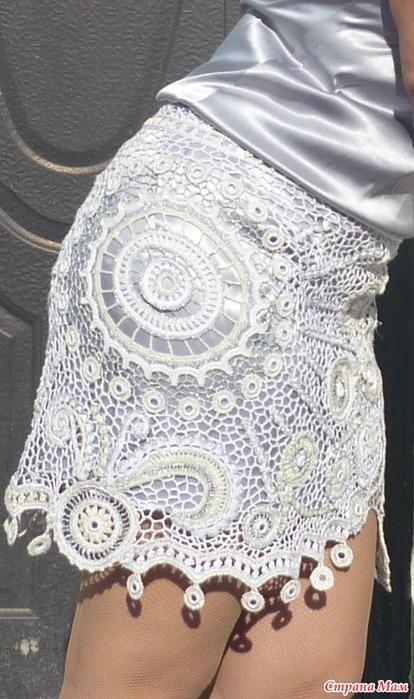 """裙子:""""冰画"""" - maomao - 我随心动"""