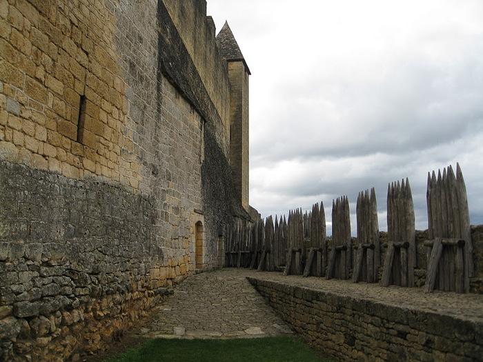 Замок Бейнак (Chateau de Beynac) 86498