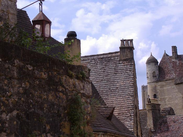Замок Бейнак (Chateau de Beynac) 49291