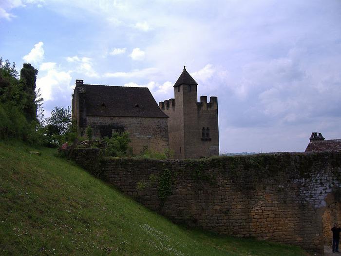 Замок Бейнак (Chateau de Beynac) 82202