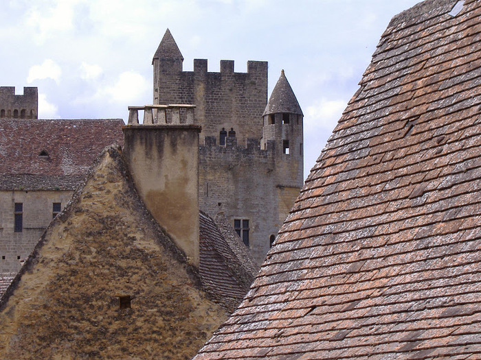 Замок Бейнак (Chateau de Beynac) 25205