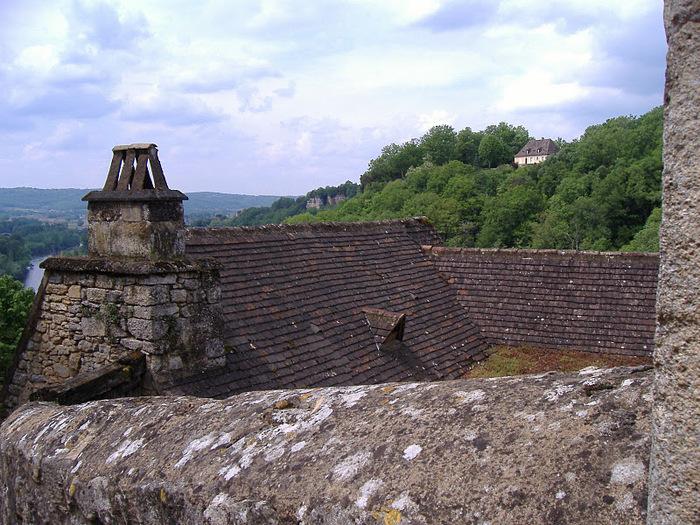 Замок Бейнак (Chateau de Beynac) 35225