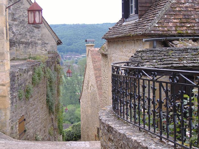 Замок Бейнак (Chateau de Beynac) 17473