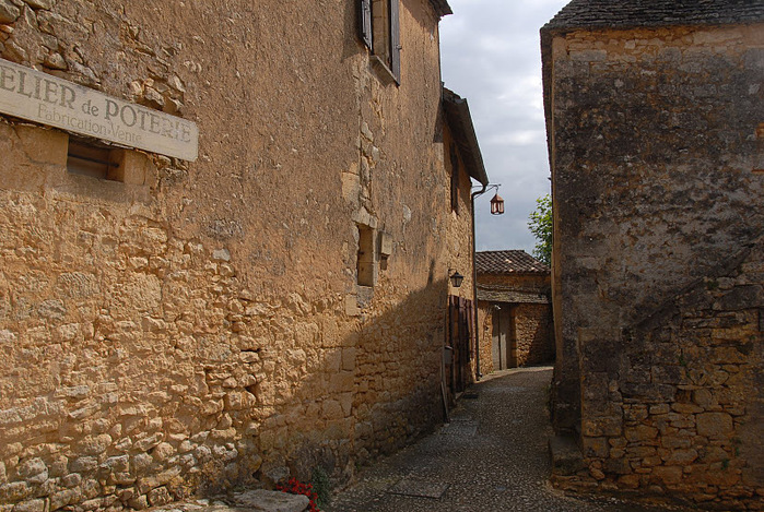Замок Бейнак (Chateau de Beynac) 42318