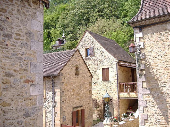 Замок Бейнак (Chateau de Beynac) 96810