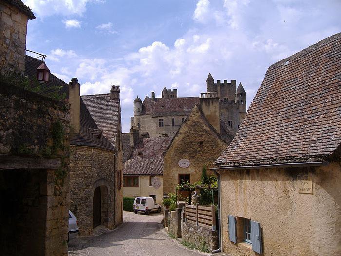 Замок Бейнак (Chateau de Beynac) 35106