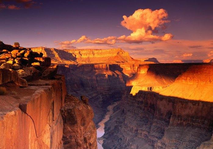 Лучшие национальные парки мира - Гранд-Каньон