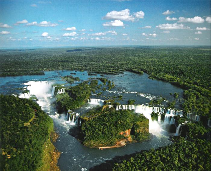 Лучшие национальные парки мира - Игуасу