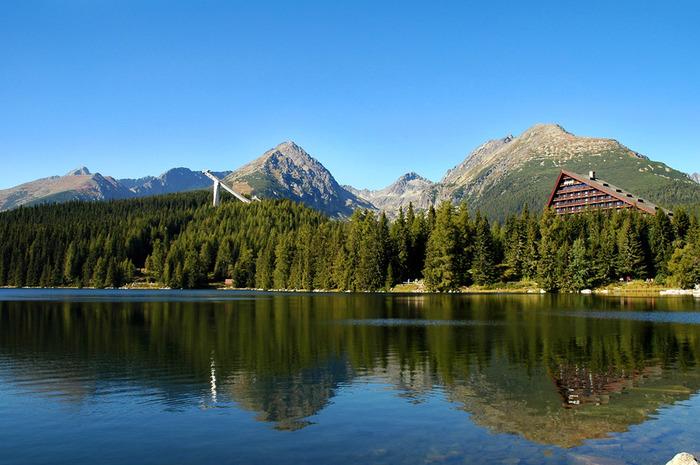 Лучшие национальные парки мира - Татры
