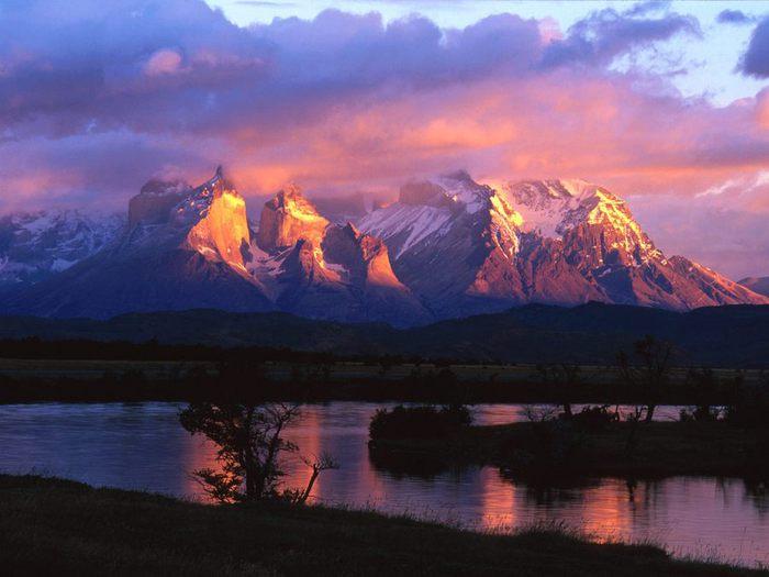 Лучшие национальные парки мира - Торрес-дель-Пайне