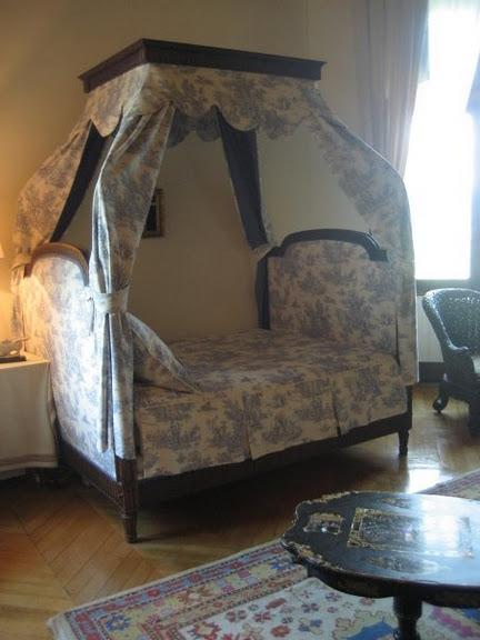 замок в Миланде (Chateau des Milandes). 58903