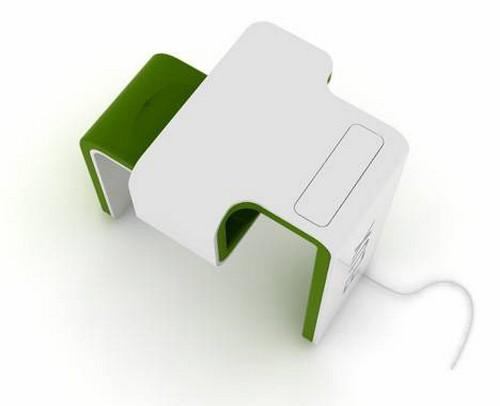 Дизайнерские столы под ноутбук