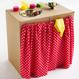 Идея для коробок для хранения