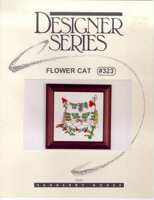 цветочный кот (536x700, 55Kb)
