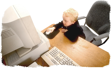 дети и компьютер (387x238, 193Kb)