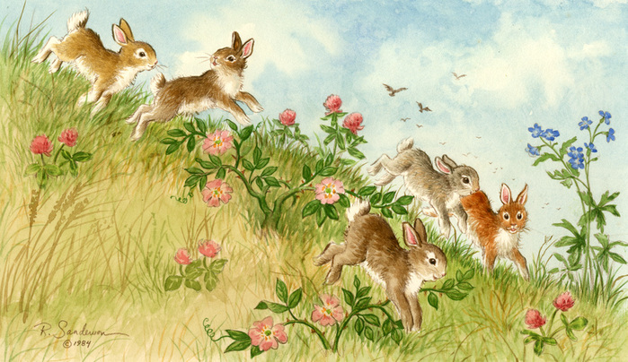 AW222_Five Bunnies (700x404, 175Kb)