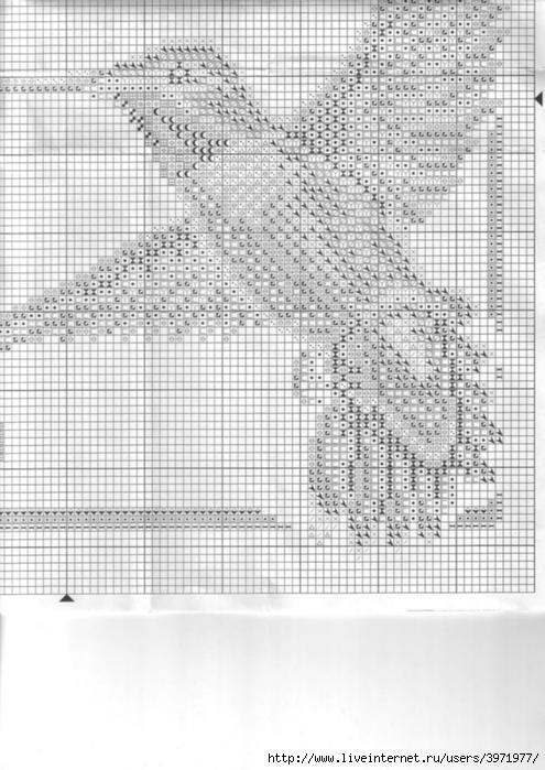 Вышивка на исполнение желаний фото схемы