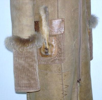 Возможно Вам пригодятся идеи для...  Часть 1 Вязание с мехом.  Актуально. http://norka-yus.blogspot.com.