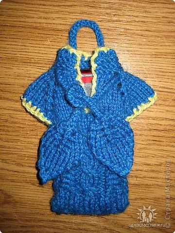Схемы.Моё вязание.Идеи. свитерок для мобилки.  Вяжу детям.  Часть 13.