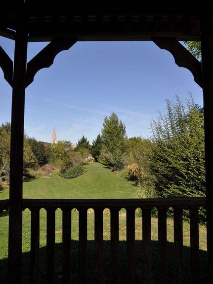 Есть в графском парке тихий пруд..... Там лилии цветут . .Ботанический сад Latour - Marliac. 47703