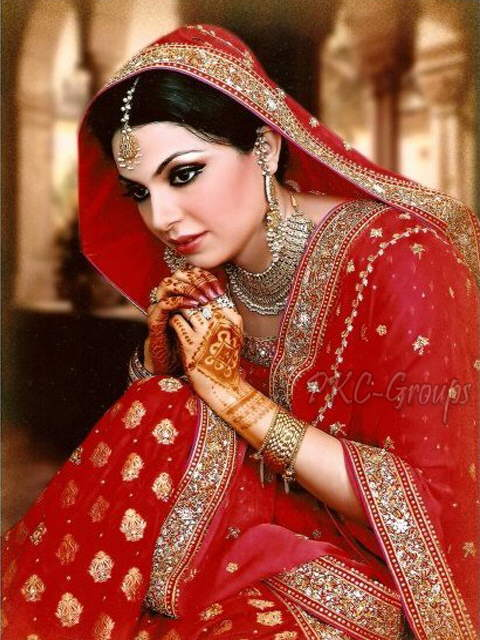 Indian Bridal 22475