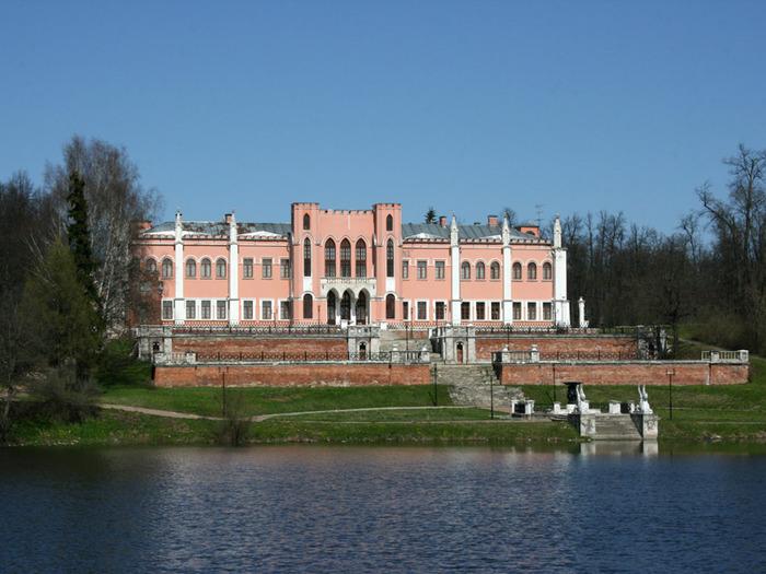 Свое название усадьба получила в честь супруги князя Голицына, который был воспитателем Петра Первого.