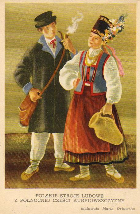 Польский Национальный Костюм
