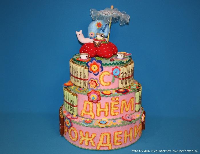 торт из конфет для Лены 19 (700x538, 245Kb)