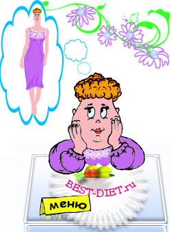 Доктор, я никак не могу похудеть!