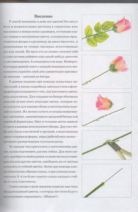 Цветы из бисера. Уникальный букет-02 (454x700, 53Kb)